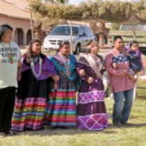 An Keel Dancers - Yuma Crossing Day