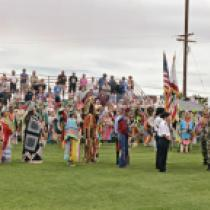 Pow Wow Grand Entry Group