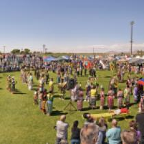 Pow Wow Panorama