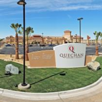 Quechan Casino Resort Entry